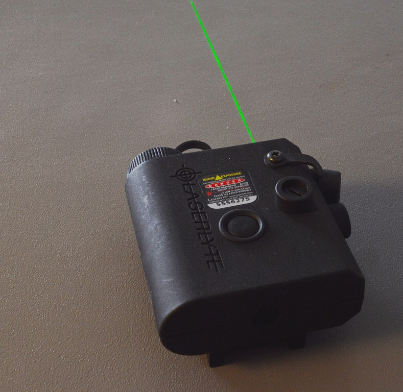 Center Mass Laser Shotgun: Laser Lyte Center Mass Review
